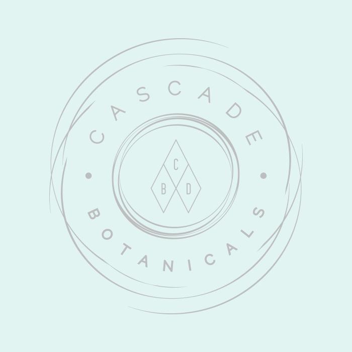 Cascade Botanicals branding