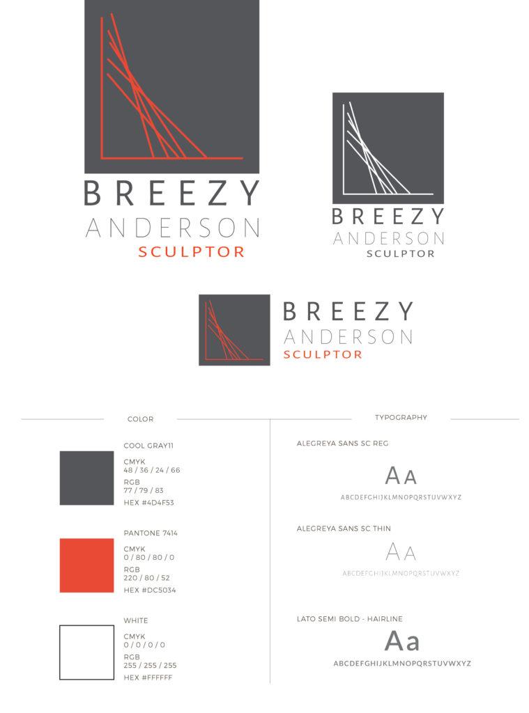 Breezy Anderson - Sculptor brand