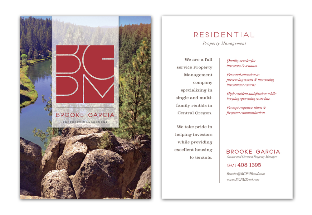 BGPM Bend postcards