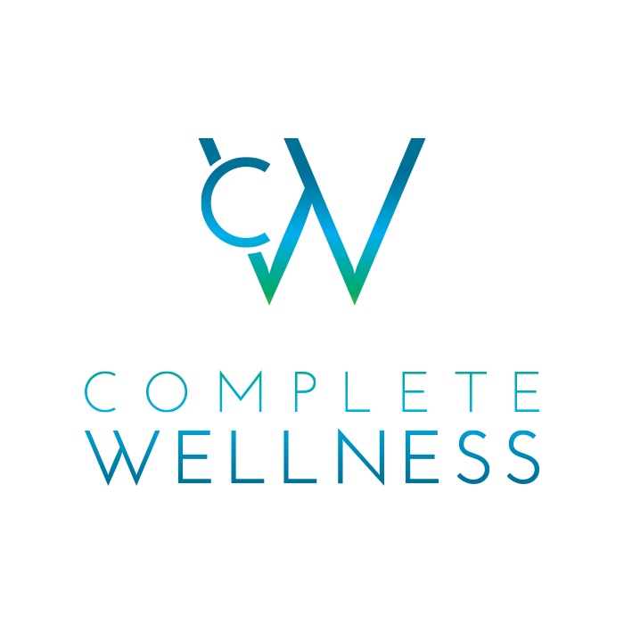 Complete Wellness logo design