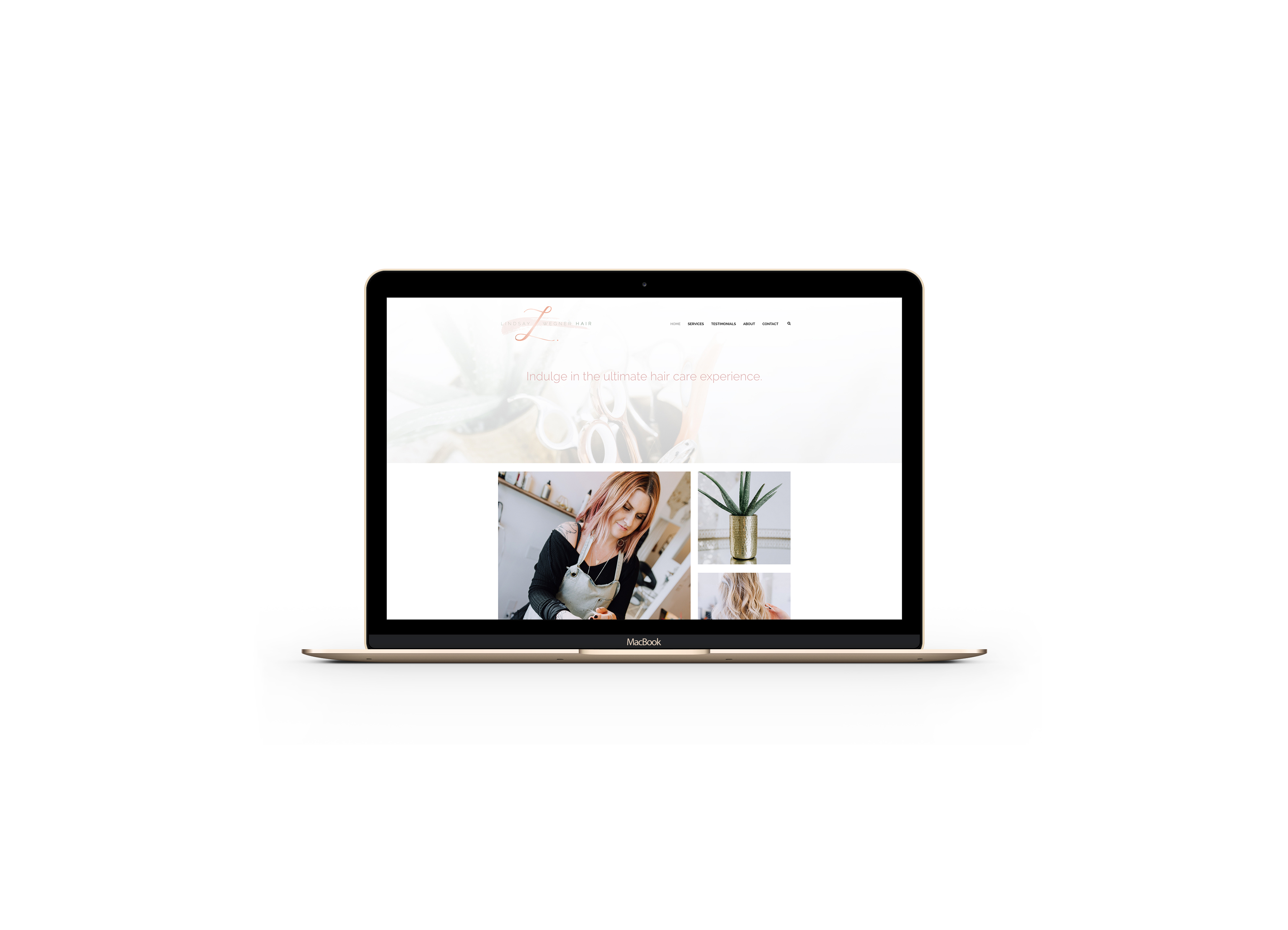 Lindsay Wegner website