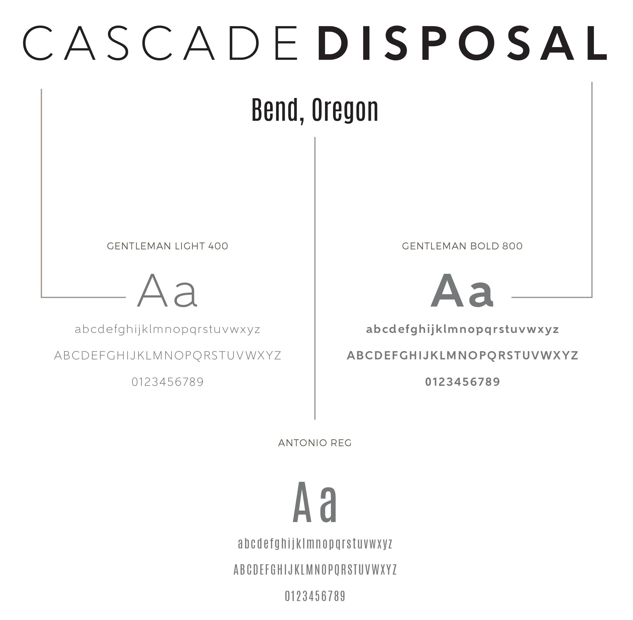 CascadeDisposal_typography