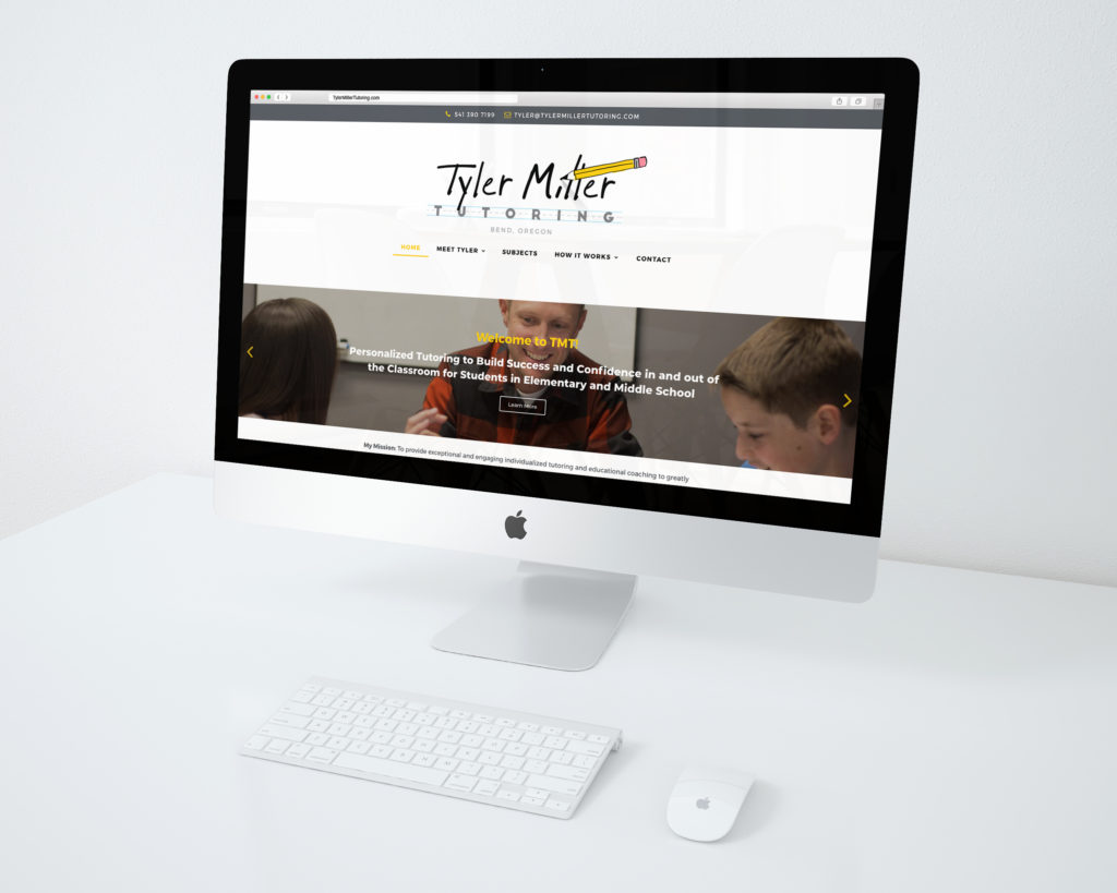 Tyler-Miller-Tutoring_website-design