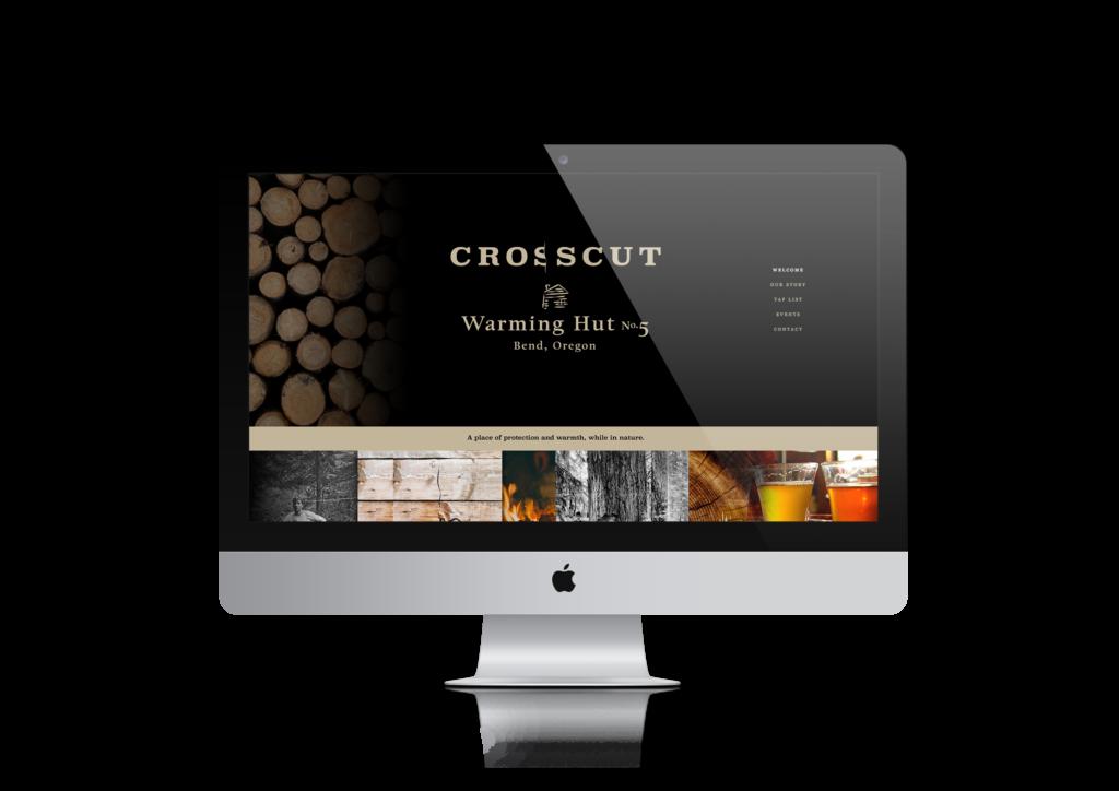 Crosscut-Bend_website-design