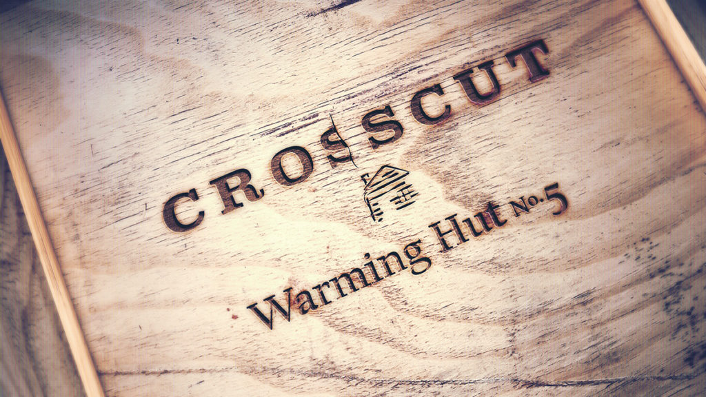 Crosscut Bend logo design