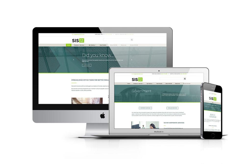 SISNW_website-design-development