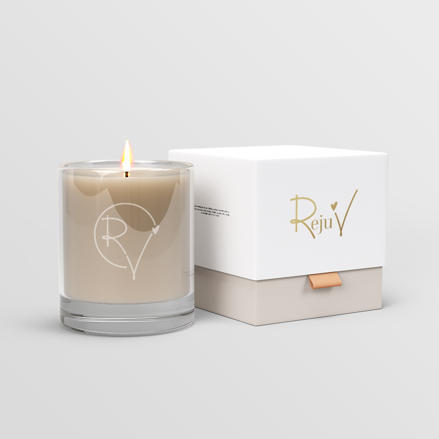 Reju V candle square