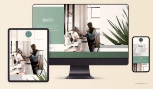 Kate Miller Design Website Shop